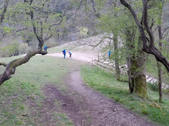 Dovedale to Milldale Walk 49