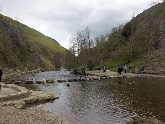 Dovedale to Milldale Walk 51