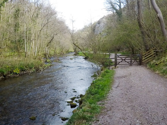 Dovedale to Milldale Walk 8