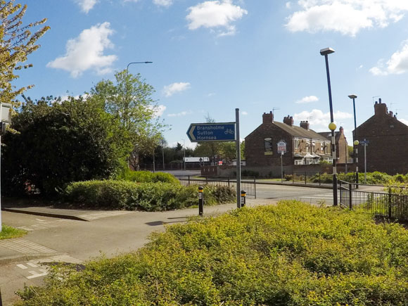 Hull to Hornsea walk or cycle