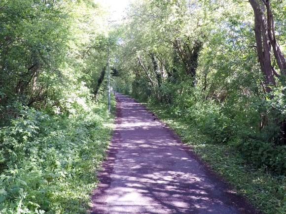 Hull to Hornsea walk or cycle 4