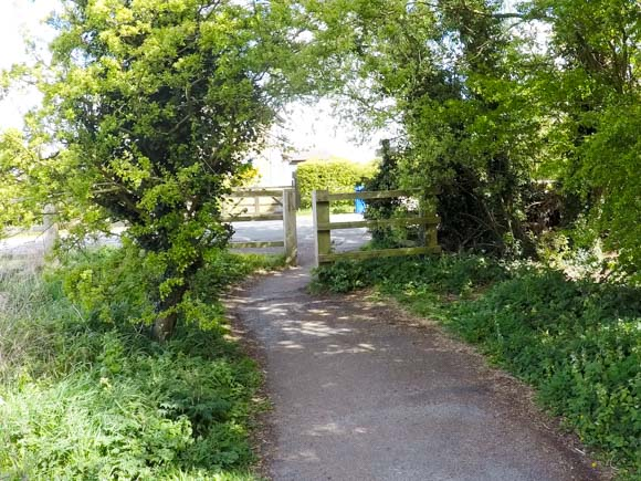 Hull to Hornsea walk or cycle 6