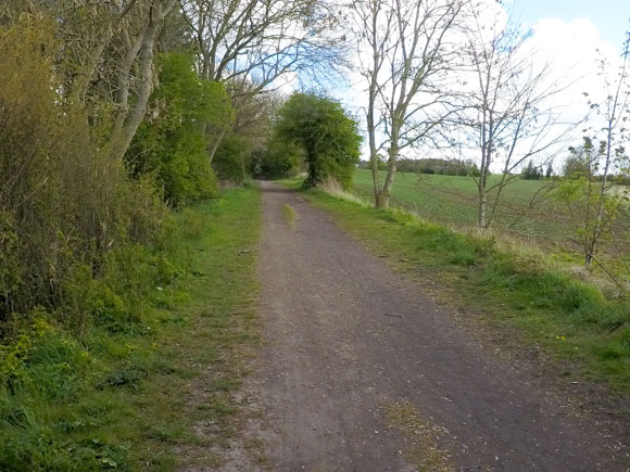 Hull to Hornsea walk or cycle 7