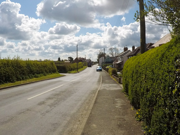 Hull to Hornsea walk or cycle 8