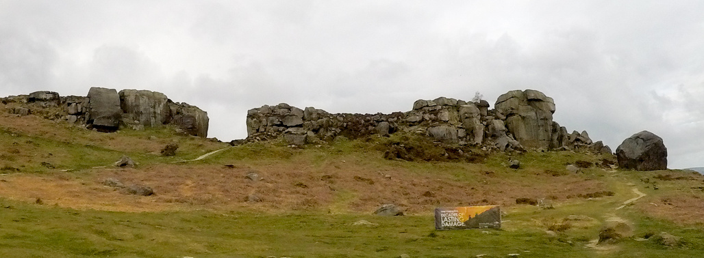 Ilkley Moor, Cow and Calf and the Twelve Apostles Walk featured image