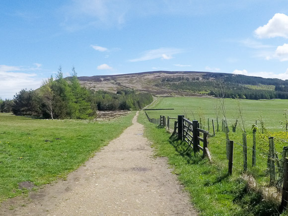 Lord Stones and Cleveland Way 3