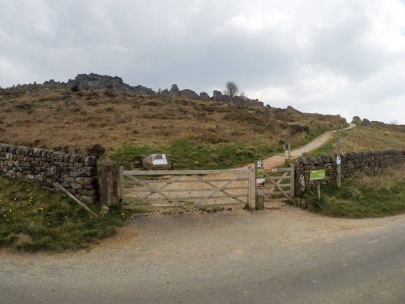 The Roaches to Luds Church 1