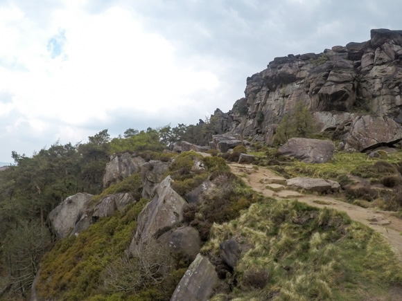 The Roaches to Luds Church 12