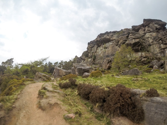 The Roaches to Luds Church 13